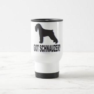 Got Schnauzer? Travel Mug