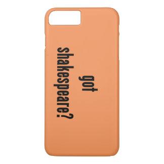got shakespeare? iPhone 7 plus case