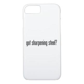 got sharpening steel iPhone 7 case