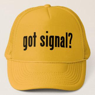 got signal? trucker hat