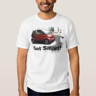 got smart car shirt