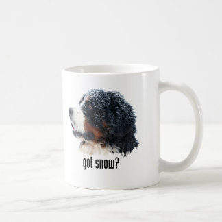 got snow? Bernese Mountain Dog Mug
