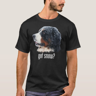 got snow? Dark Apparel T-Shirt