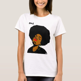 Got Soul? Ladies Baby Doll (Fitted) T-Shirt