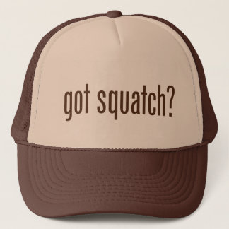 Got Squatch? Trucker Hat