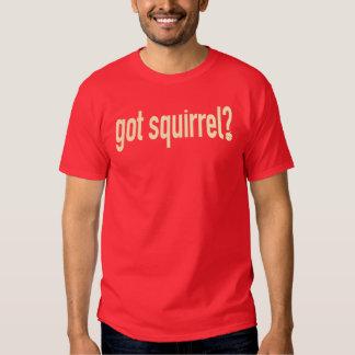 Got Squirrel Rally Squirrel T Shirt