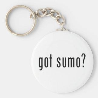 got sumo? keychain