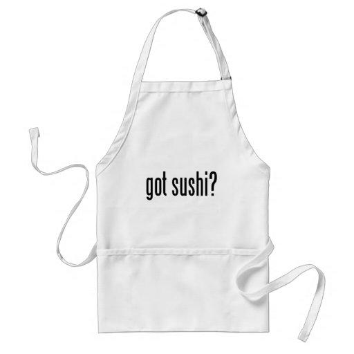 Got Sushi? Aprons