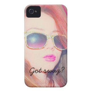Got swag? Blackberry Case