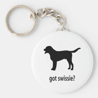 Got Swissie Keychain