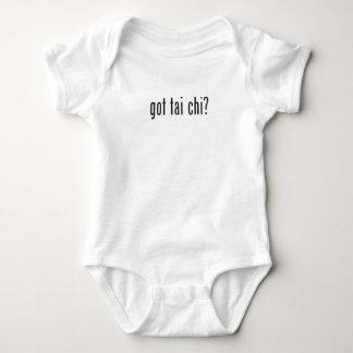 got tai chi? baby bodysuit