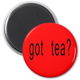 Got Tea? T-shirts, Hoodies, Ball Caps 2 Inch Round Magnet