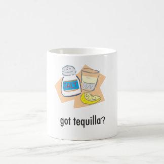 got tequilla? coffee mug