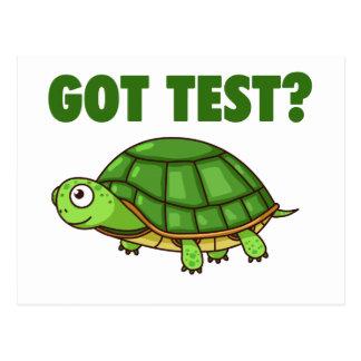 GOT TEST? POSTCARD