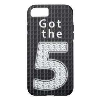 """Got the 5"" iPhone 7 case and Covers & 5"