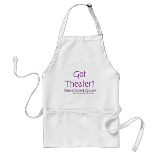 Got Theater? Standard Apron
