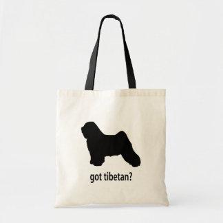 Got Tibetan Tote Bag