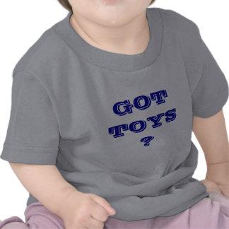 GOT TOYS? TEE SHIRT