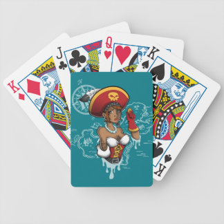 Got Treasure Bicycle Playing Cards