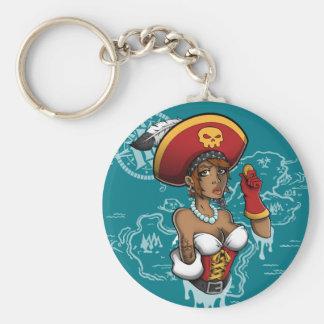 Got Treasure Keychain