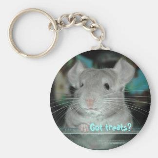 Got Treats? Keychain