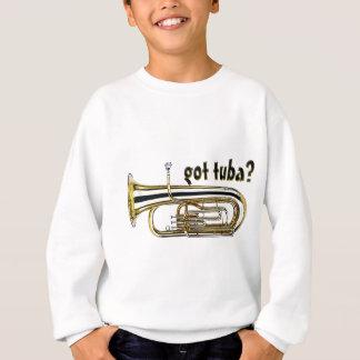 got tuba? sweatshirt