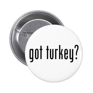 Got Turkey 2 Pin