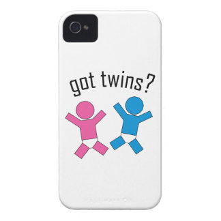 Got Twins? Case-Mate iPhone 4 Cases