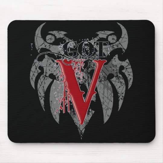 Got V? Mouse Pad