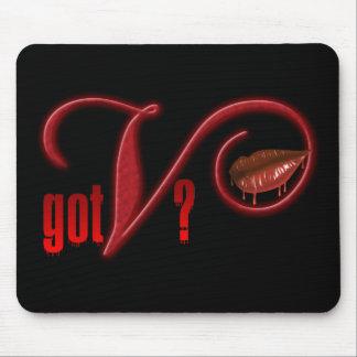 Got V - Vampire Blood Mouse Pad