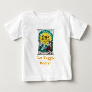 Got Veggie Booty? Baby T-Shirt