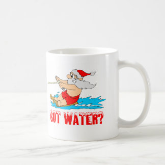 Got Water? Santa Coffee Mug