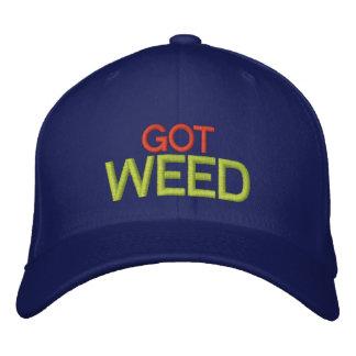 GOT WEED - Customizable Baseball Cap