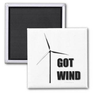 Got Wind - Magnet