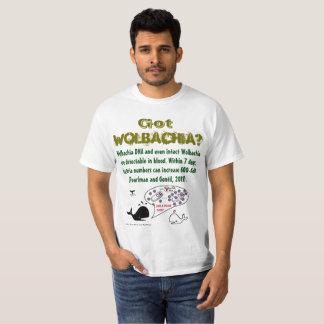 Got Wolbachia? by RoseWrites T-Shirt