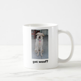 got woof? mug