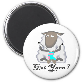 Got Yarn? T-shirts and Gifts. Magnet