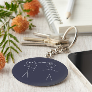 Got Your Back, Bro Keychain