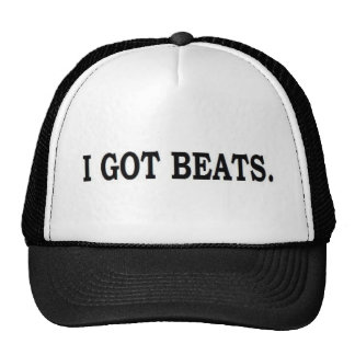 gotbeats trucker hat