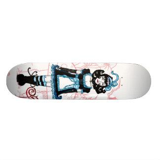 Goth Alice Skate Board