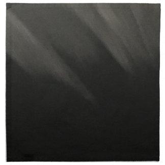Goth Black Napkin