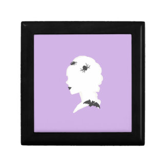 goth cameo gift boxes