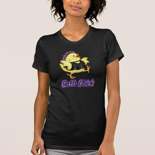 Goth Chick Shirt
