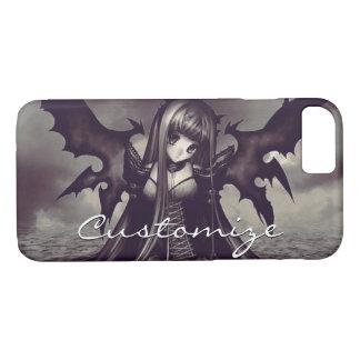 Goth Dark Fairy Anime Case-Mate iPhone Case