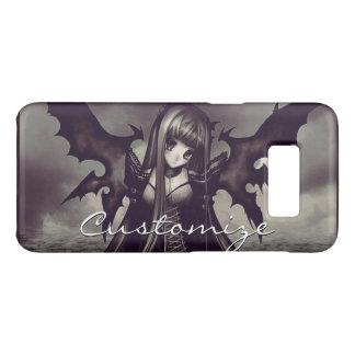 Goth Dark Fairy Anime Case-Mate Samsung Galaxy S8 Case