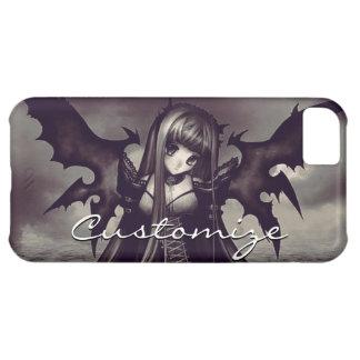 Goth Dark Fairy Anime iPhone 5C Cover