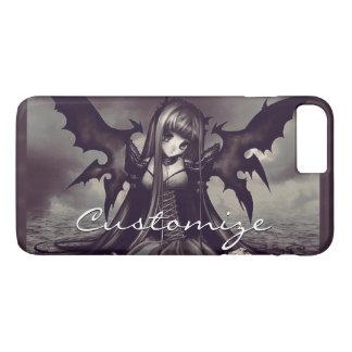 Goth Dark Fairy Anime iPhone 8 Plus/7 Plus Case