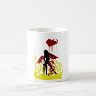 Goth Fairy & Dragon 1 Mug