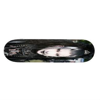 Goth girl 0.00 skateboard decks