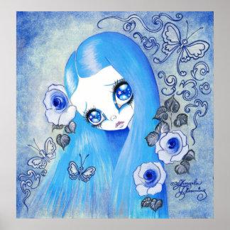 "Goth Girl : ""Christine"" Poster"